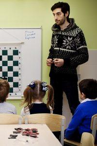 Керимов Эмильтренер по шахматам