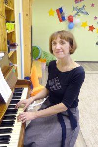 Володина Светлана Юрьевнаучитель музыки
