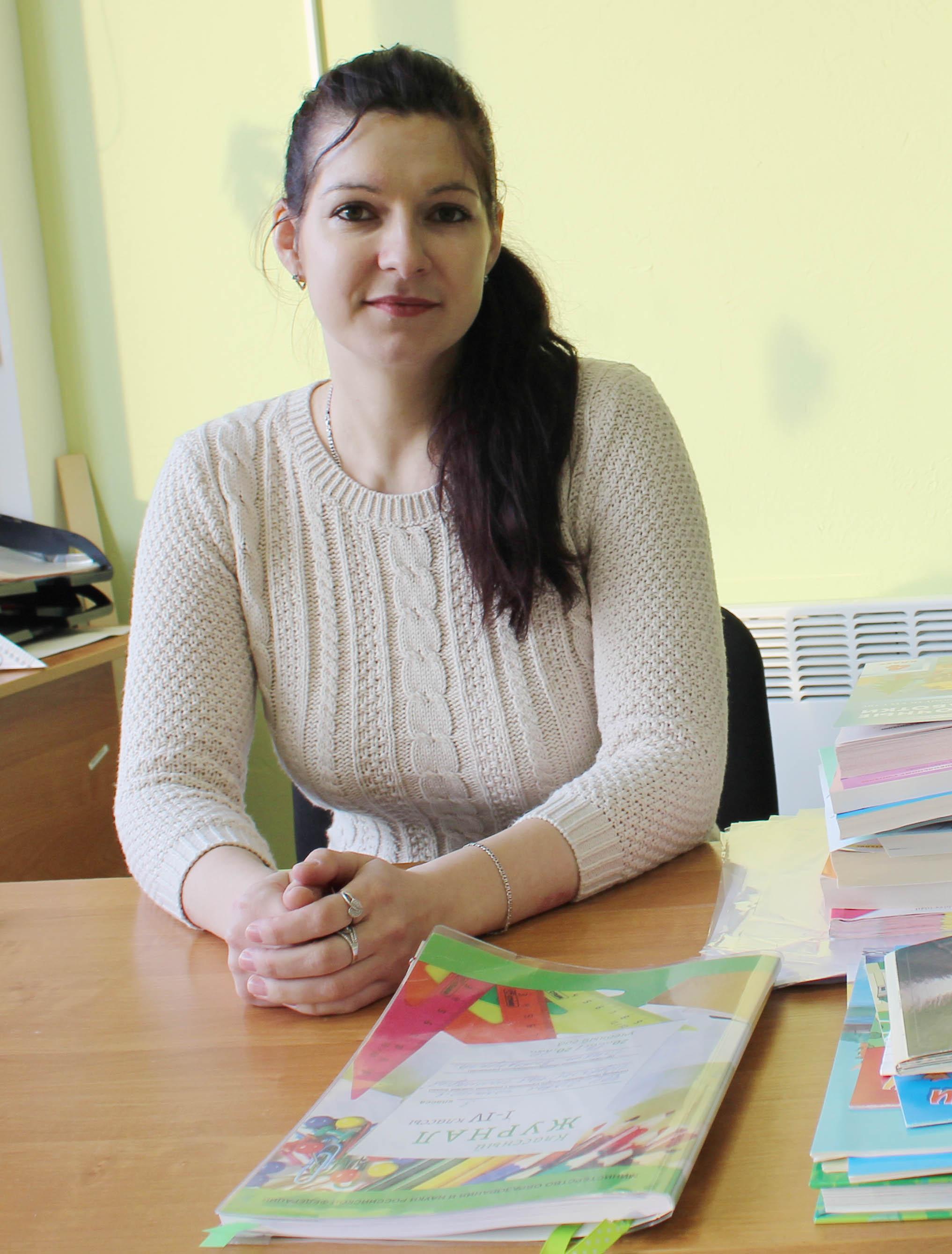 Ветчининова Ольга Александровнаучитель начальных классов