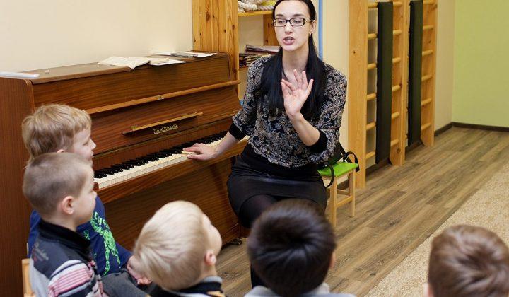 Преподаватель хоровой студии 1