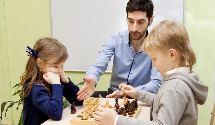 Тренер по шахматам 1