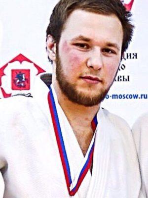Соколов Владислав Валерьевич тренер по дзюдо